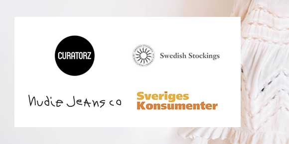Sustainable fashion; Nudie Jeans; Swedish Stockings; Curatorz; Swedish Consumers' Association