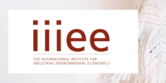 IIIEE joins as new research partner on policy to Mistra Future Fashion