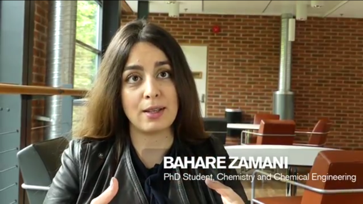 Mistra Future Fashion funded Bahareh Zamani has defended her doctoral thesis