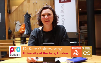 Dr Kate Goldswortys intervju med the Pro-Activists