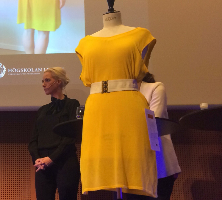"""""""Fashion's new clothes – a smart fashion industry"""""""