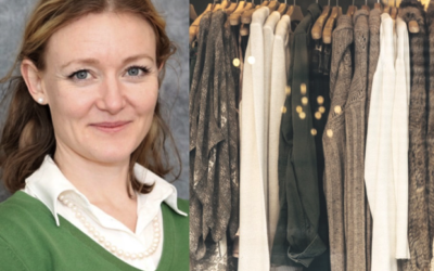 Sandra Roos discusses a sustainable fashion future in an interview with Filippa K Circle
