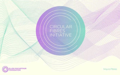 Mistra Future Fashion deltar i The Circular Fibres Initiative av Ellen MacArthur Foundation