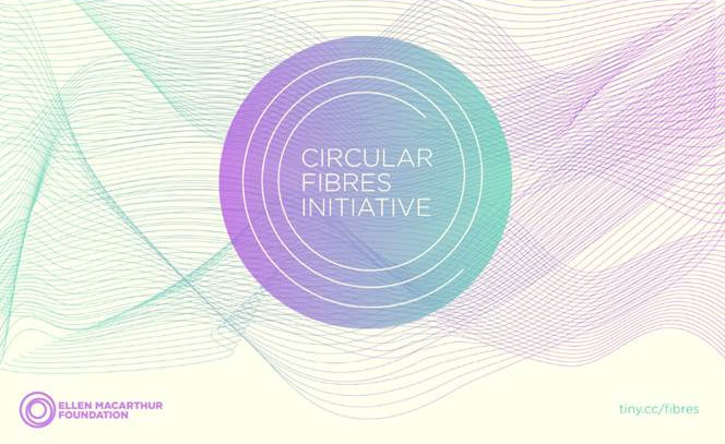 Mistra Future Fashion supports The Circular Fibres initiative by Ellen MacArthur Foundation