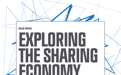 New doctoral thesis on sharing economy