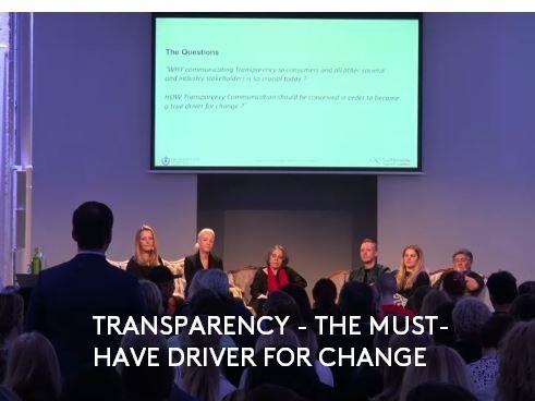 Transperens – nödvändig drivkraft för förändring