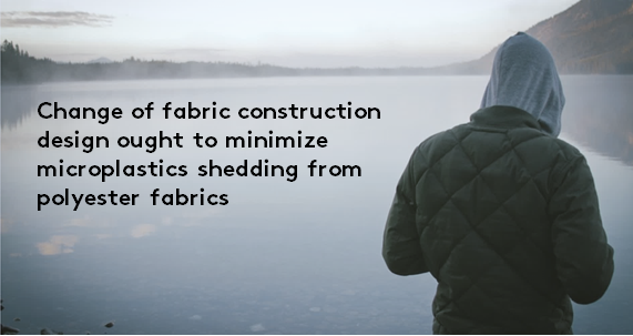 New report on Microplastics from polyester fabrics