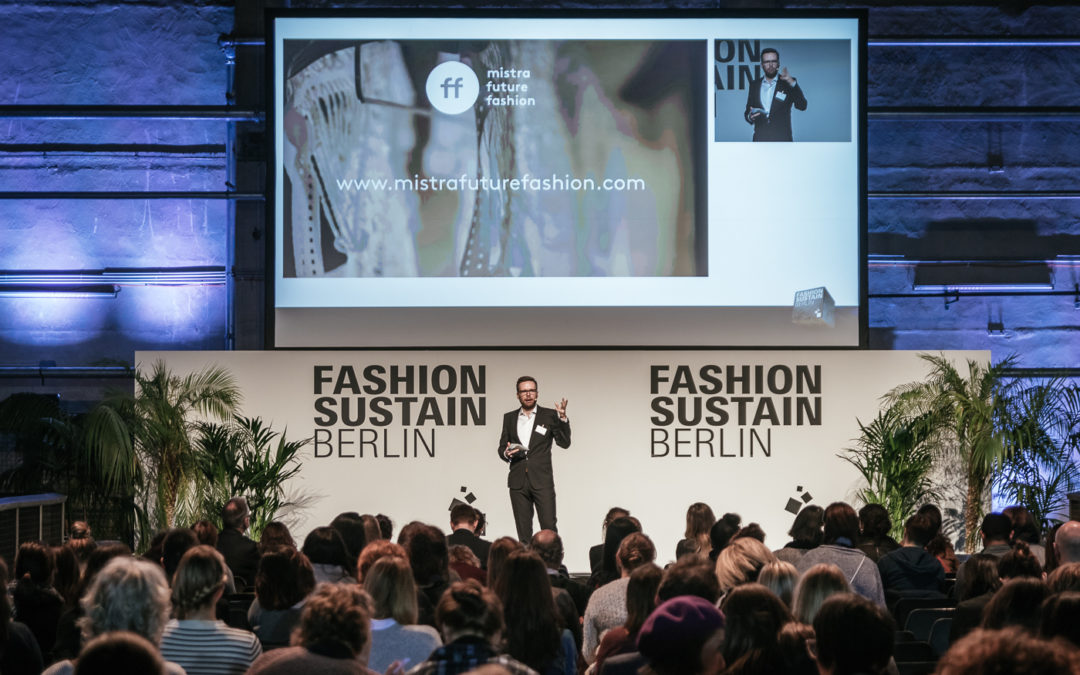 Mistra Future Fashion bidrar med expertis på internationella arenor