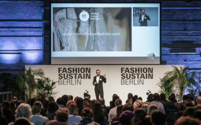 Mistra Future Fashion contributes with expertise at international arenas